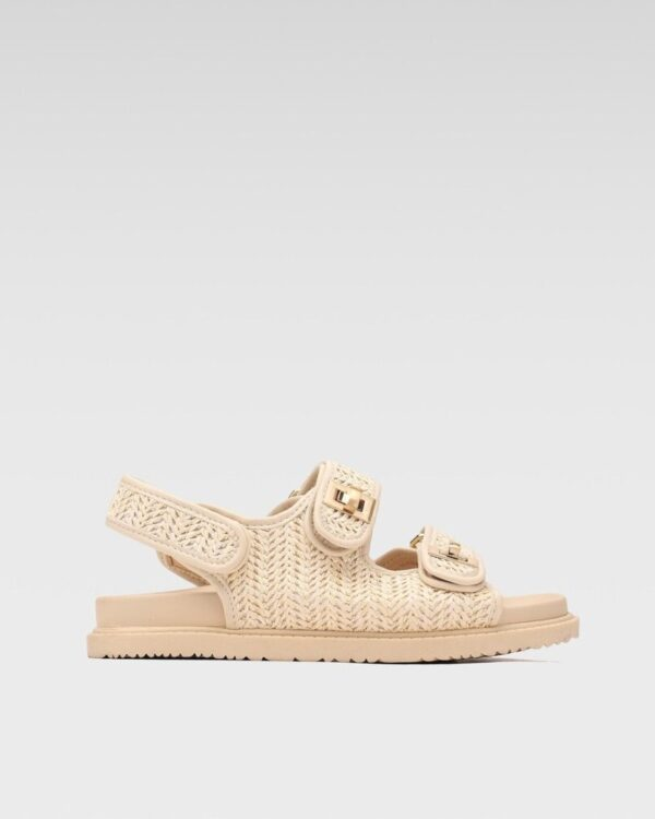 kremove sandale