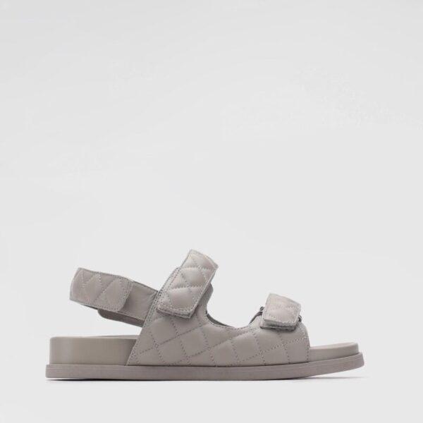 sive nizke sandale