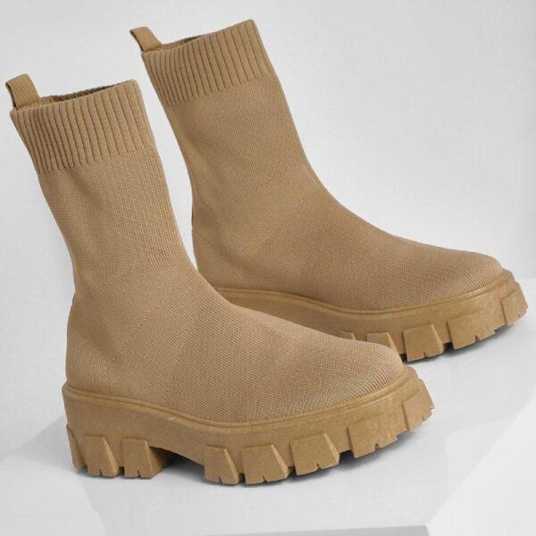 damske ponozkove cizmy