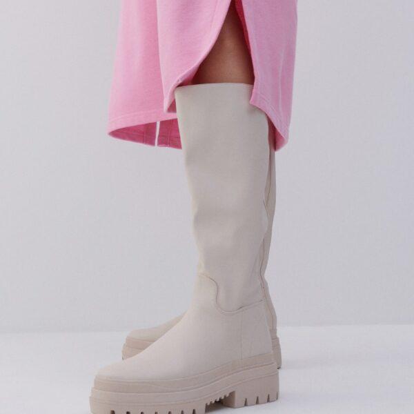 cizmy pod kolena